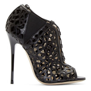 Jimmy Choo Tactic Nappa Leather Ankle boots EU37