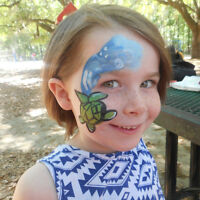 Experienced Face Painter at a Great Price!