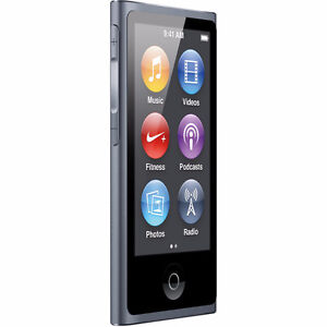 Ipod nano 16GB 7th generation Brand New, Neuf