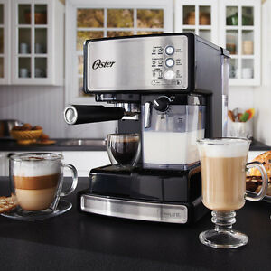 Oster Prima Latte Espresso Machine For Sale