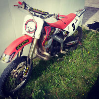 2001 CR 250 Lots of Mods (*Must See*)