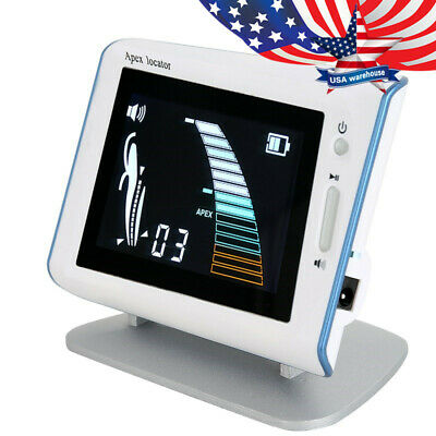 Usps Dental Endodontic Apex Locator Endo Finder Dte Dpex Iii 4.5 Lcd Ys-rz-c