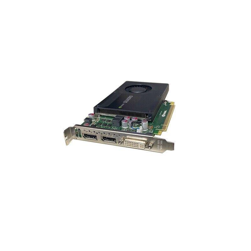 NVIDIA Quadro K2000 PC Grafikkarte DVI DisplayPort