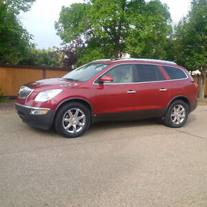 2009 Buick Enclave CXL 4dr SUV AWD (3.6L 6cyl 6A) SUV, Crossover