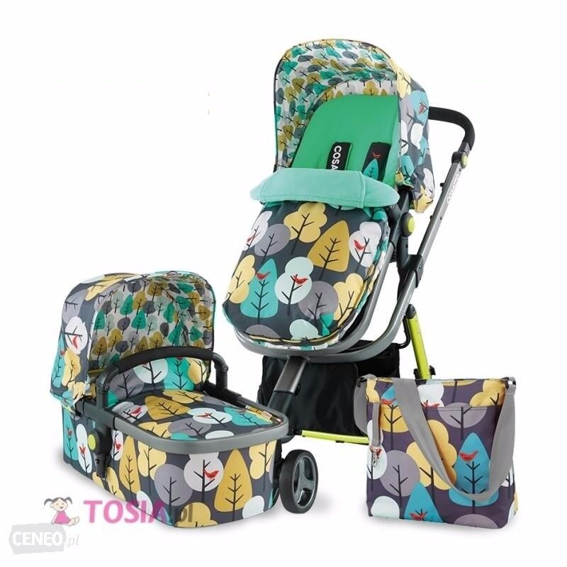 Cosatto Giggle 2 Travel System With Maxi Cosi Car Seat Firebird