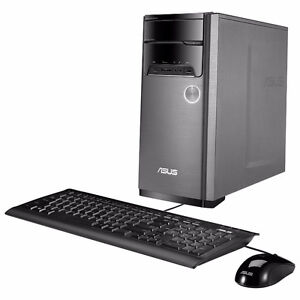 New ASUS M32BF Desktop PC (AMD A8-5500)(3.2GHz)
