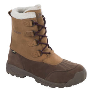 TUNDRA GTX BROWN BOOT SIZES- 10,11