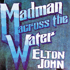 Elton John-Madman Across The Water cd-Very good condition