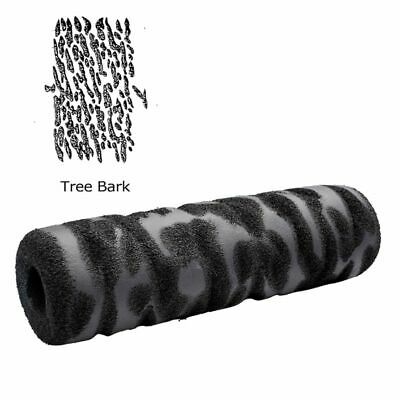 Tool Pro Tree Bark Drywall Texture Roller For Decorative Wall Plaster Finish