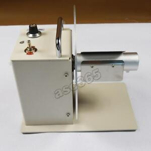 Automatic Label Tags Rewinder Machine With Speed Adjustment 110V 151000