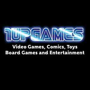 1UP Games - Now Downtown Hamilton - Trade In Your Retro Games