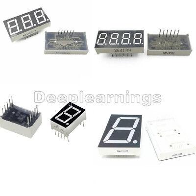 7 Segment 0.561.80.36 0.5inch 134 Digit Common Cathodeanode Led Display Dp