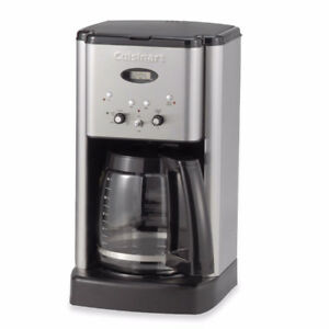 Cuisinart Brew Central: 12-Cup Programmable Coffee Maker