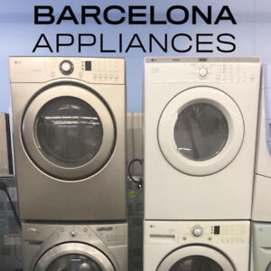 FALL SALE : WASHERS AND DRYERS starting at ONLY $399!!