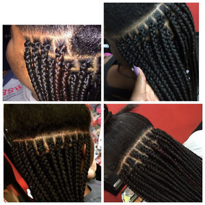 Braid your hair at low cost