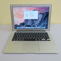 "13"" Macbook Air ( 1.8Ghz Turbo Intel Core i5 + 256GB ) 2013"