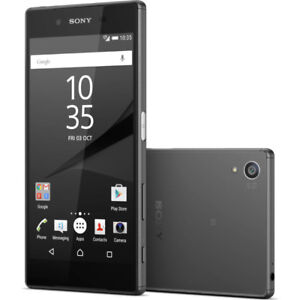 Xperia Z5 Black Unlocked mint condition