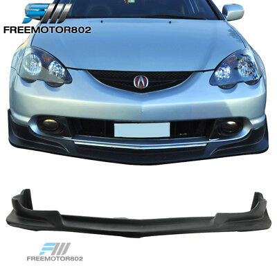 Fits 02-04 Acura RSX Front Bumper Lip Spoiler Bodykit C-West Style PU