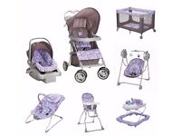 WANTED BABY NURSERY ITEMS PUSHCHAIRS HIGHCHAIRS BOUNCERS CRIBS CALL NOW TOP PRICES PAID