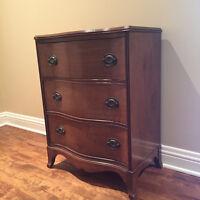 Beautiful antique dresser mint condition!