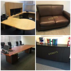 Office Furnishings, Equipment and Supplies