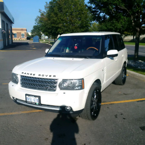 2010 Range Rover HSE Supercharged for sale