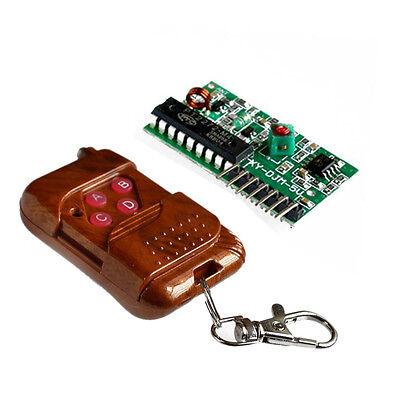 Ic 22622272 4 Ch Key 315mhz Wireless Remote Control Receiver Module Arduino New