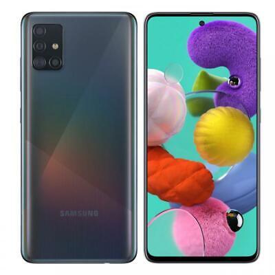 SAMSUNG GALAXY A51 4G 128GB+4GB RAM 6.5''SMARTPHONE TELÉFONO MÓVIL LIBRE NEGRO4G