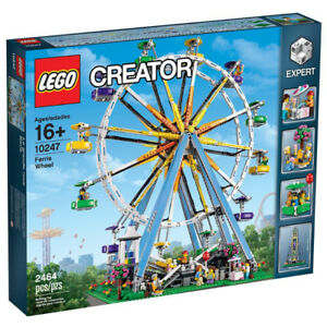 LEGO Creator Expert Ferris Wheel 10247 (WITH ENGINE)