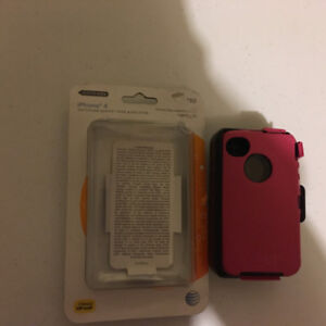 Iphone 4 Otterbox case