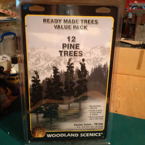 Lionel Style - Woodland Scenic & Others Figs & Accessories (NEW)