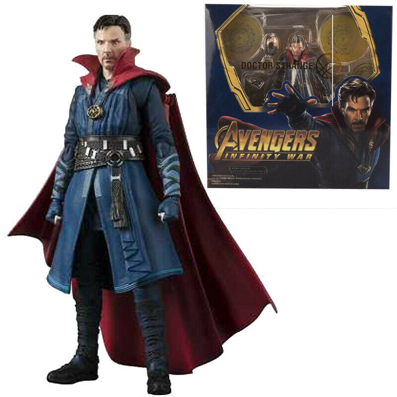 S.H Figuarts SHF Avengers Infinite War Doctor Strange Action Figure New In Box