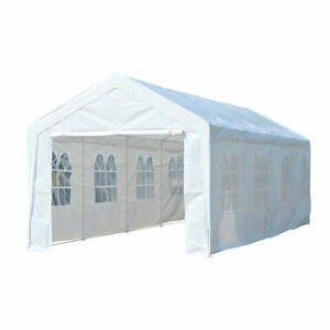 10'x 30' Heavy Duty Party Tent / Wedding Carport Tent for Sale
