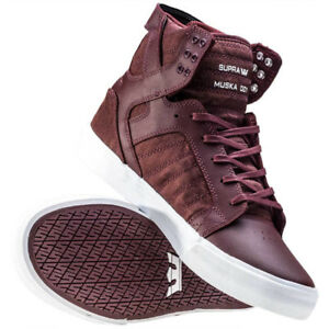 New Supra Skytop High Top Shoes Sneaker US 8.5 converse vans