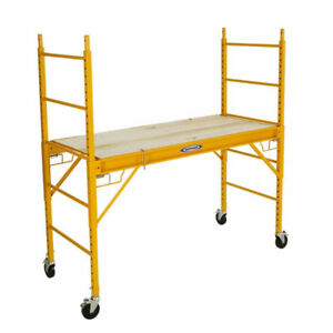 CHEAP RENTAL OF SCAFFOLDING - ONLY $5 / DAY