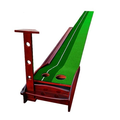 Professional Practice Golf Training Putting Green Mat for Indoor Outdoor Office