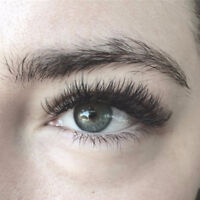 LASH EXTENSIONS & LIFT AND TINT