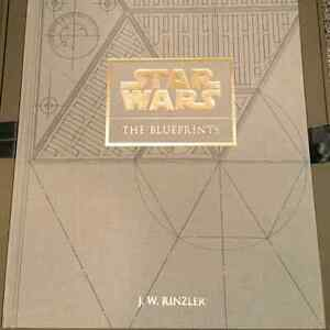 """Star wars """"The Blueprints"""" Deluxe Edition"""