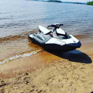 2015 Seadoo Spark - 3up 900 HO with iBr
