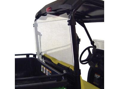 JOHN DEERE GATOR 850RSX XUV550 HARD REAR PANEL CAB BACK WINDSHIELD DUSTSTOPPER