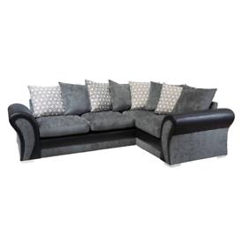 New corner sofa free delivery