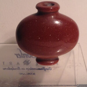 Venus Stone Antique Chinese Snuff Bottle Qing Dynasty # 1