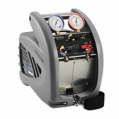 Inficon 714-202-g1 Refrigerant Recovery Machine12 Hp120v