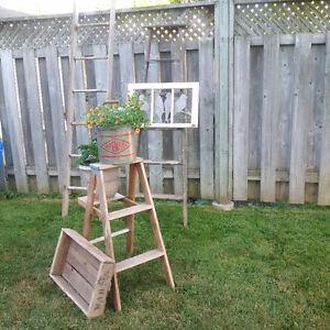 Wooden Ladder Kitchener / Waterloo Kitchener Area image 4