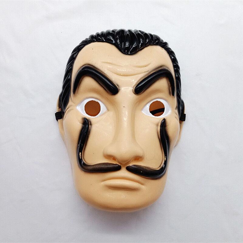Super remise prix limité super qualité Details about Salvador Dali Money Heist The House of Paper La Casa De Papel  Anonymous Mask