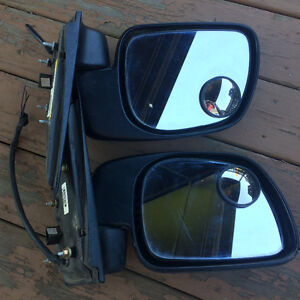 Side mirrors for Ford F250