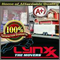 HOME DELIVERY with your Local, Trusted  Movers: Lynx