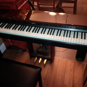 Korg keyboard