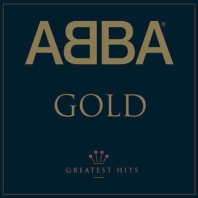 ABBA - GOLD (LTD.BACK TO BLACK VINYL) 2 VINYL LP NEW+