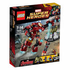 Industrial The Hulk Buster Smash LEGO